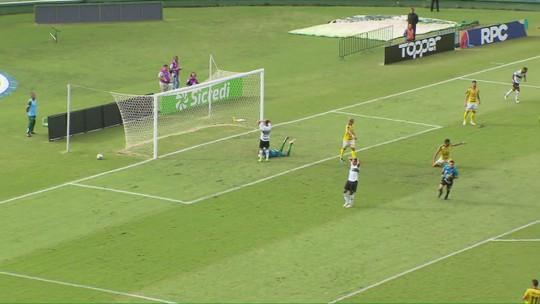 """Louzer comemora primeira vitória em casa do Coritiba em 2019: """"A gente precisava"""""""