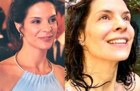 Helana Ranaldi viveu Cíntia, uma veterinária que se envolvia com Pedro (José Mayer). Ela está longe das novelas desde 2014, quando fez 'Em família' TV Globo / Reprodução