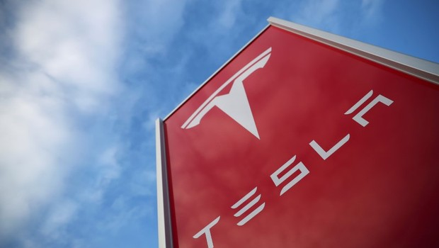 Tesla (Foto: Hannah McKay/Reuters)