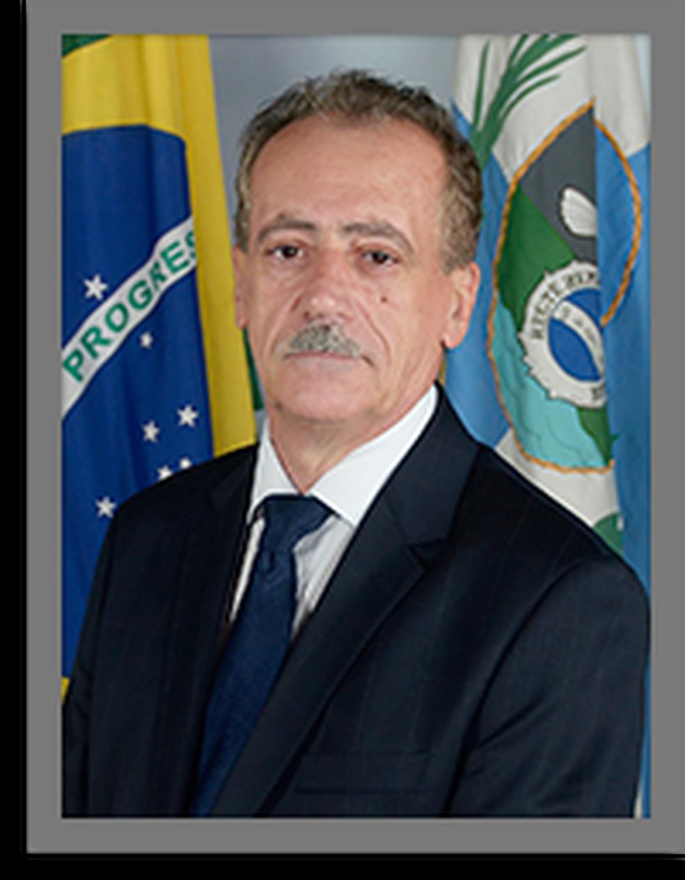 Nivan Almeida, vereador de Caxias — Foto: Reprodução