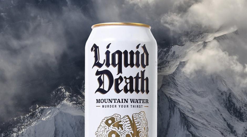 Liquid Death  (Foto: Divulgação)