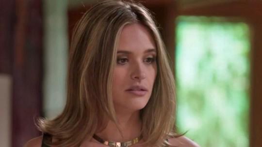 Teaser: Lili enfrenta Cassandra