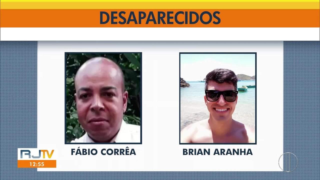 Duas famílias do interior do RJ pedem ajuda para encontrar parentes desconhecidos