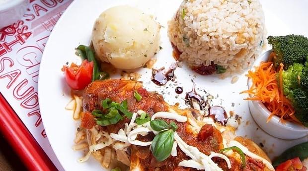A marca faz sucesso com pratos saudáveis (Foto: Reprodução/instagram/bodychef)