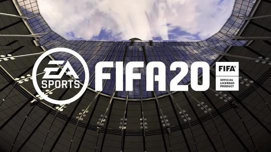 """Rafifa comenta gameplay de FIFA 20 e diz que espera jogo mais """"próximo à realidade"""""""