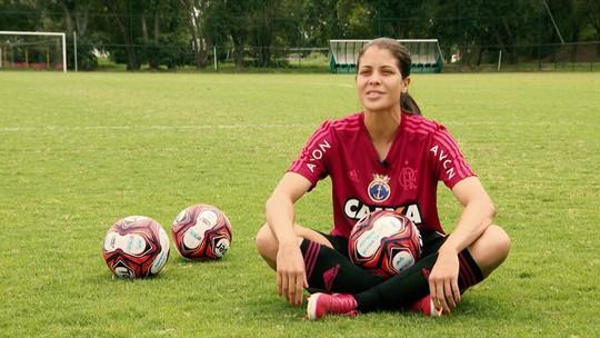 Da Ceilândia para a seleção brasileira: Dany Helena é artilheira isolada do Brasileirão