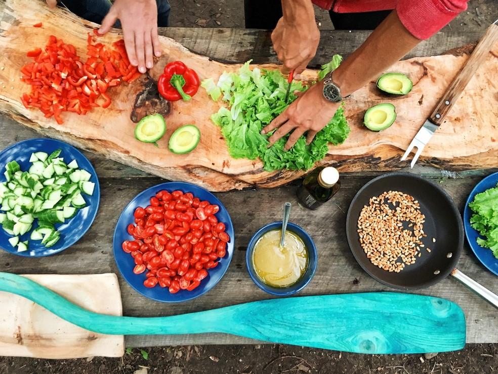Receitas para aproveitar todos os alimentos. — Foto: Divulgação
