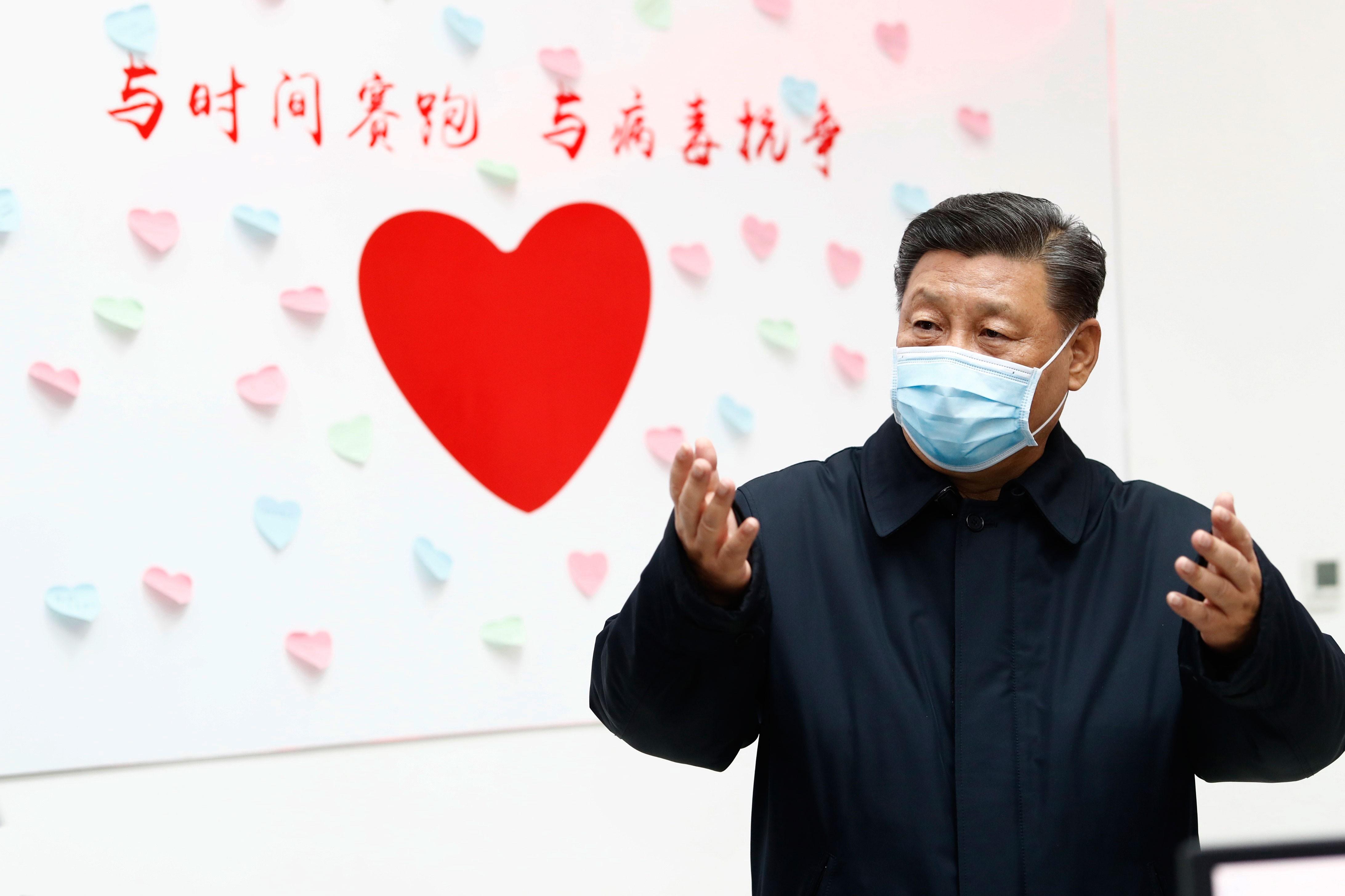 China prende professor que criticou presidente Xi Jinping por causa da pandemia de Covid-19