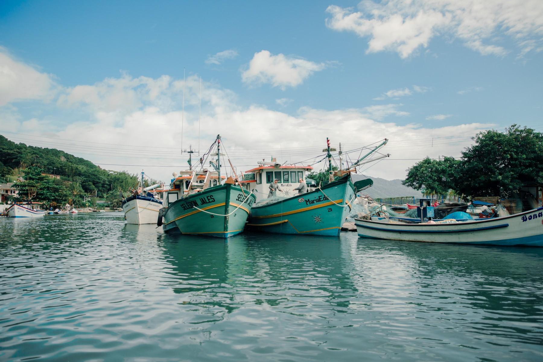 Estado de Santa Catarina, Brasil (Foto: Divulgação)