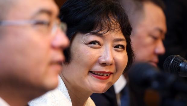 Wu Yajun é a cofundador da Longfor Properties (Foto: GETTY IMAGES)