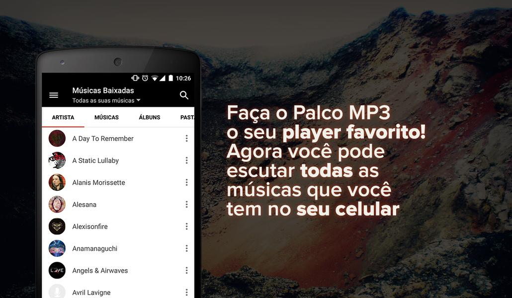 Palco MP3   Download   TechTudo