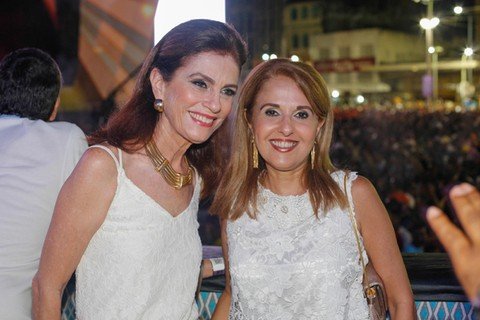 Cristina Calumby e Maria do Rosario Magalhaes