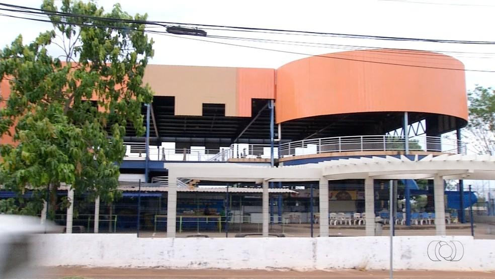 Feira da 304 Sul em Palmas — Foto: Reprodução/TV Anhanguera