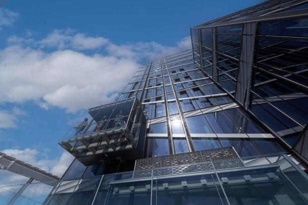 Novo observatório de vidro será inaugurado em arranha-céu de Nova York (Foto: Divulgação)