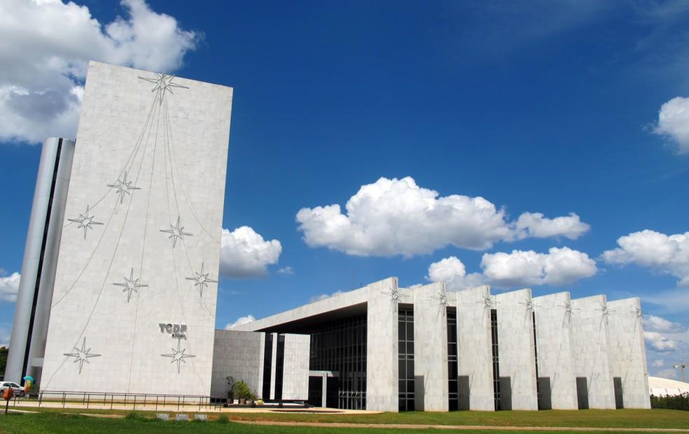Tribunal de Contas do Distrito Federal — Foto: G1