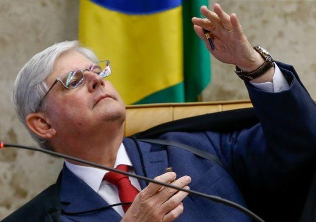 Rodrigo Janot, procurador-geral da República (Foto: Valor)