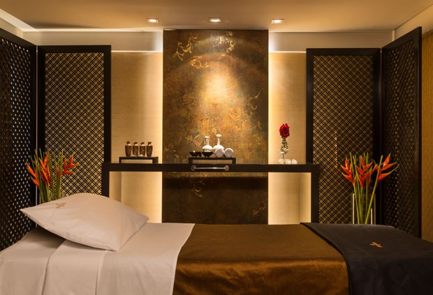O Anantara Spa, no hotel Tivoli Mofarrej, está com pacotes especiais (Foto: Divulgação)
