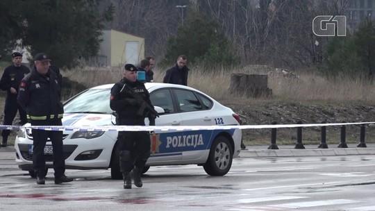 Homem joga granada contra embaixada dos EUA em Montenegro
