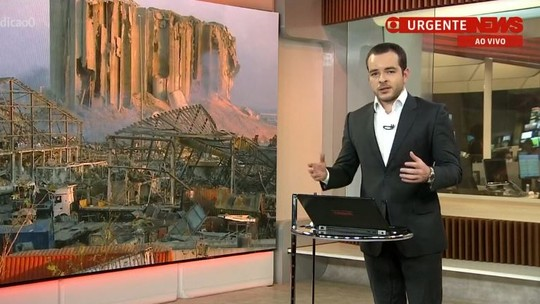 Foto: (Reprodução / GloboNews)