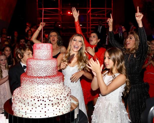 Sofia Bresser celebra seus 15 anos com festão em São Paulo (Foto: Manuela Scarpa / Brazil News)