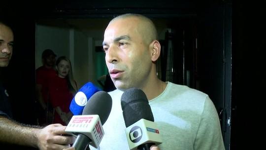 """Corinthians comemora em restaurante o título paulista: """"Maior regional do país"""", diz Sheik"""