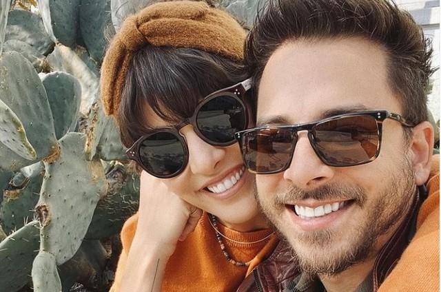 Monica Benini e Junior Lima (Foto: Reprodução)