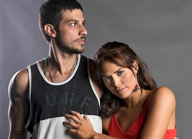 Rosa (Letícia Colin) se reaproximará de Ícaro (Chay Suede) (Foto: Globo/João Miguel Júnior)
