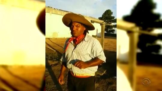 Trovador de Bagé Gilmar Lima morre atingido por raio enquanto cavalgava no Uruguai
