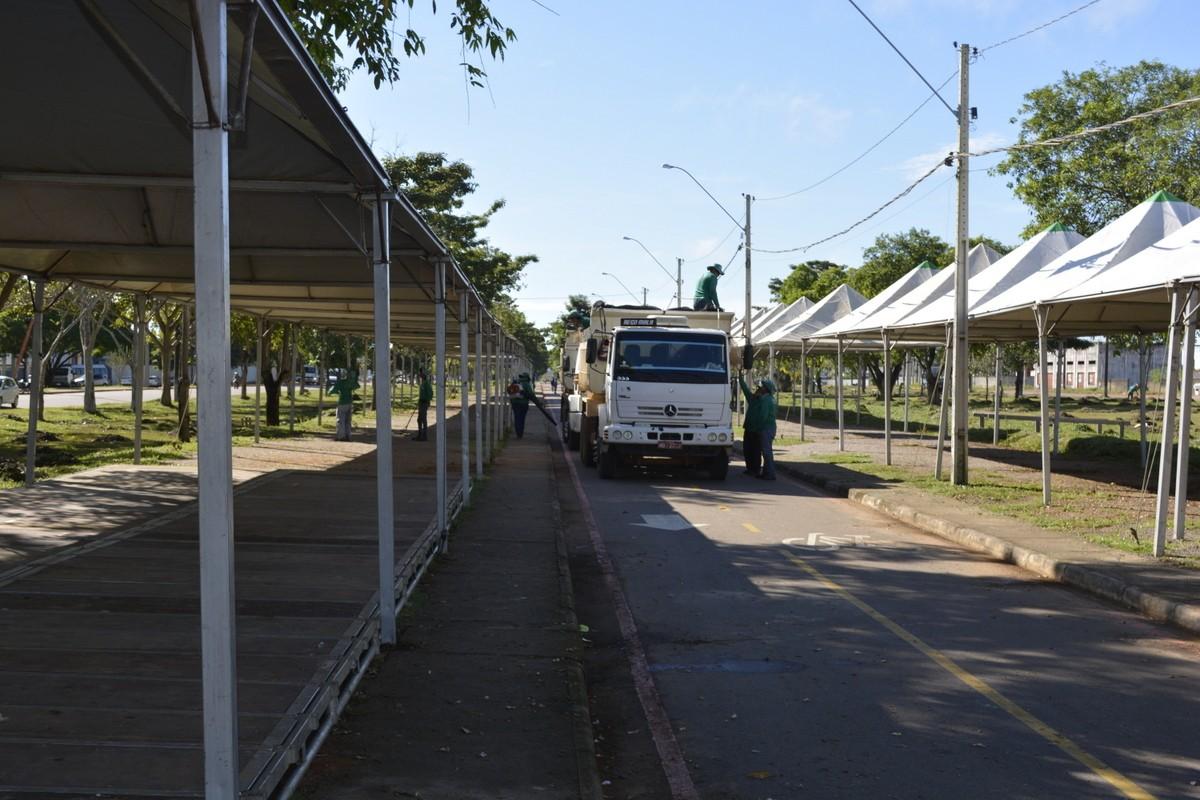 Organizadores esperam receber mais de 40 mil visitantes na 3ª Expovale em Ariquemes, RO
