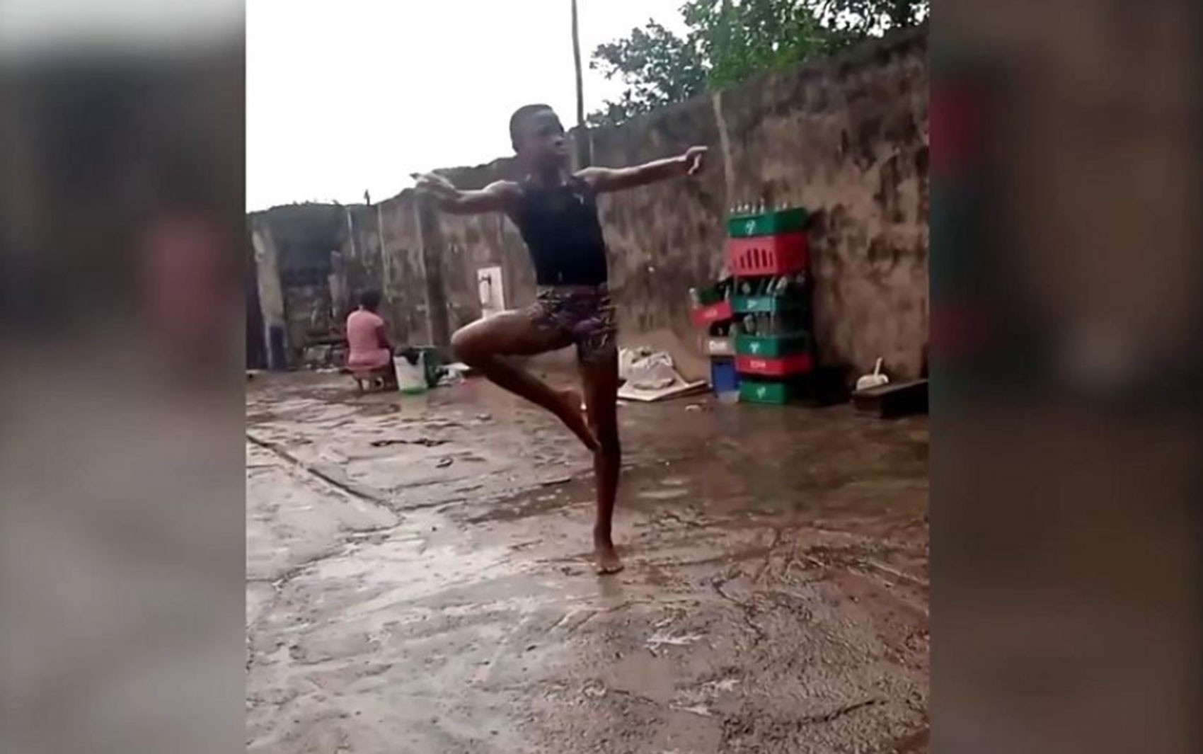 Quem é o menino bailarino da Nigéria que viralizou nas redes sociais