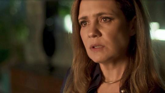 Laureta suspeita que Rosa seja traíra e a ameaça: 'Eu acabo com sua raça se descobrir que é você'