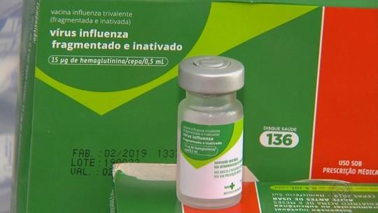 Crianças e gestantes ainda podem tomar vacina contra a gripe em Bauru