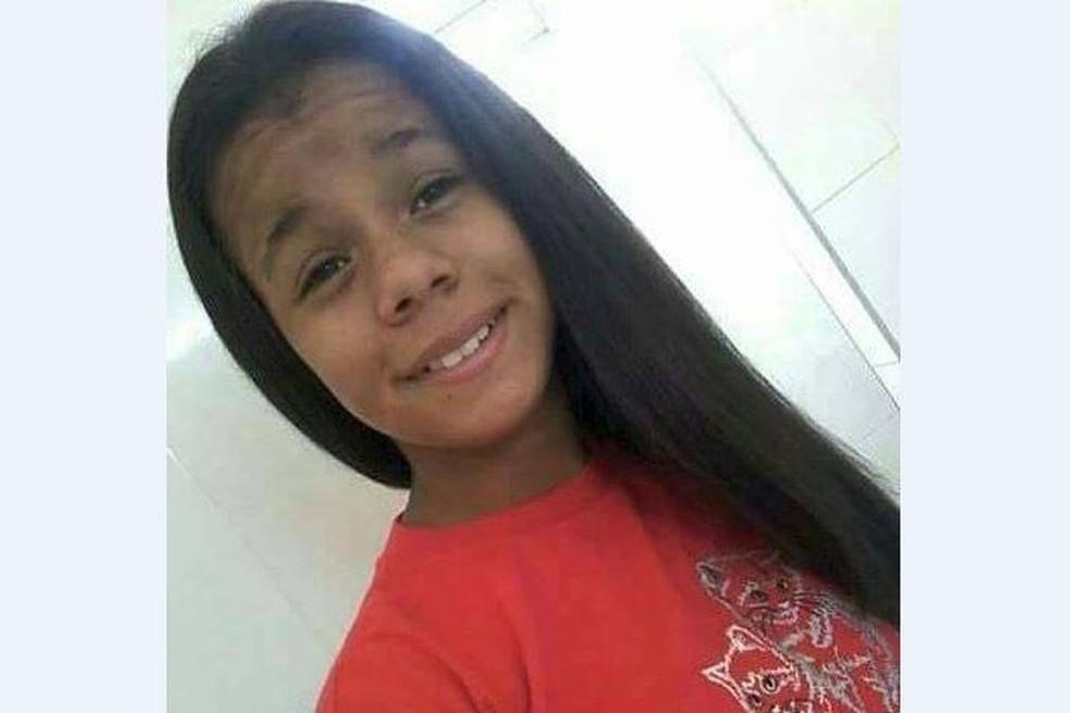 Julia Cassange de Oliveira desapareceu no dia 23 de dezembro em Porto Ferreira — Foto: Arquivo Pessoal