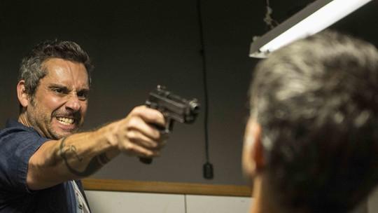 Romero decide matar Orlando; assista ao teaser!