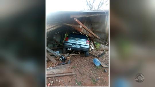 Motorista embriagado atropela crianças em Três Passos