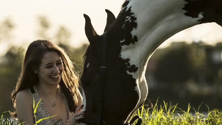 cavalo (Foto: Editora Globo)