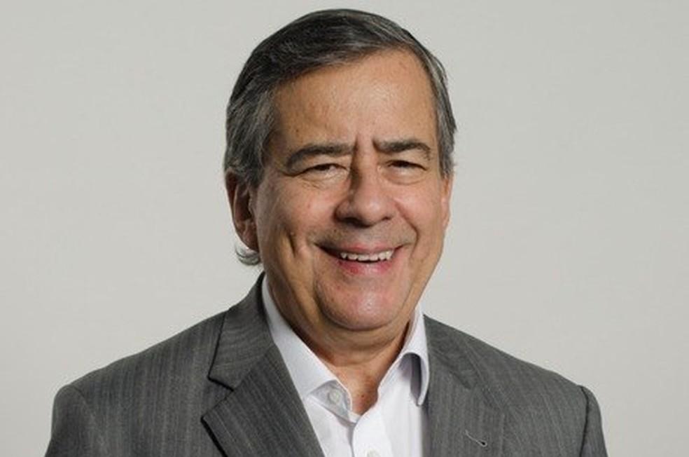 Jornalista Paulo Henrique Amorim — Foto: Divulgação / TV Record