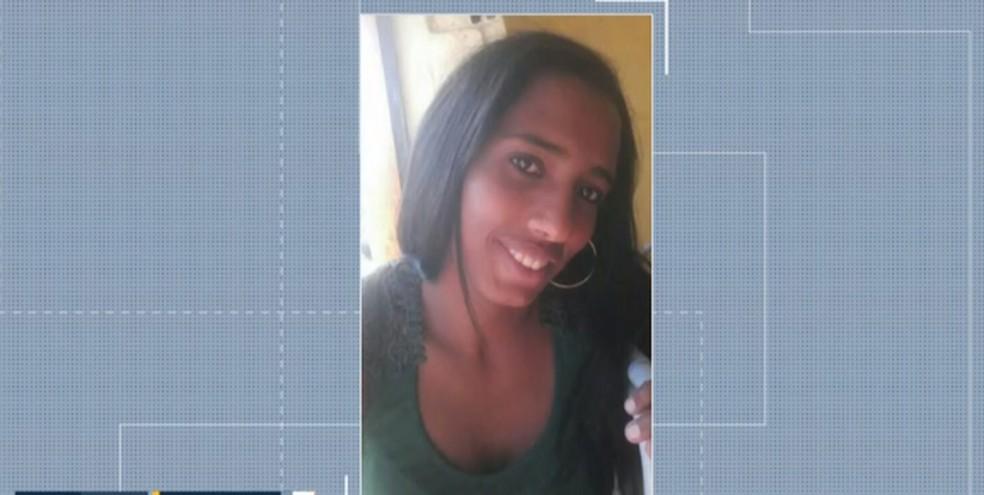 Mulher morta pelo ex-marido na frente dos filhos em setembro na Zona Sul de SP — Foto: Reprodução/TV Globo