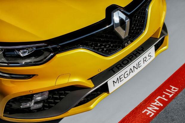 Renault Megane RS Trophy 2019 (Foto: Divulgação)