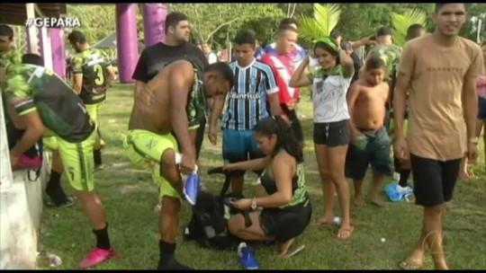 Parazão da Pelada: mais duas equipes garantem classificação para as quartas de final