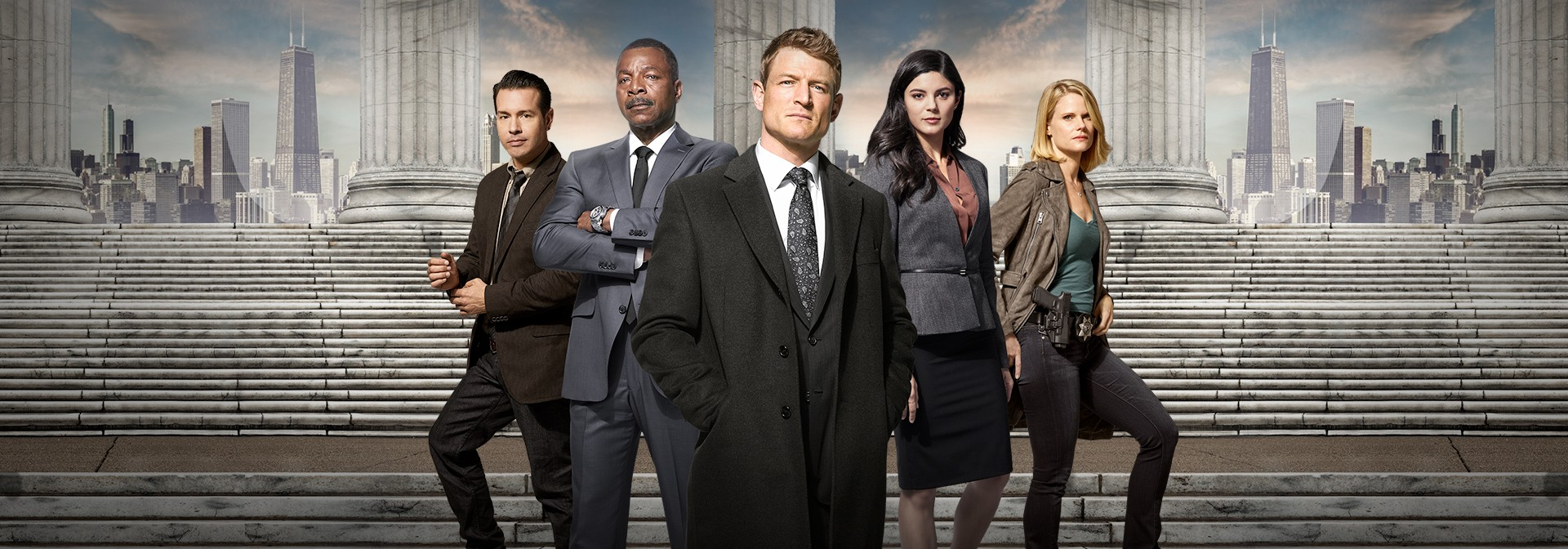 Chicago Justice - GloboPlay