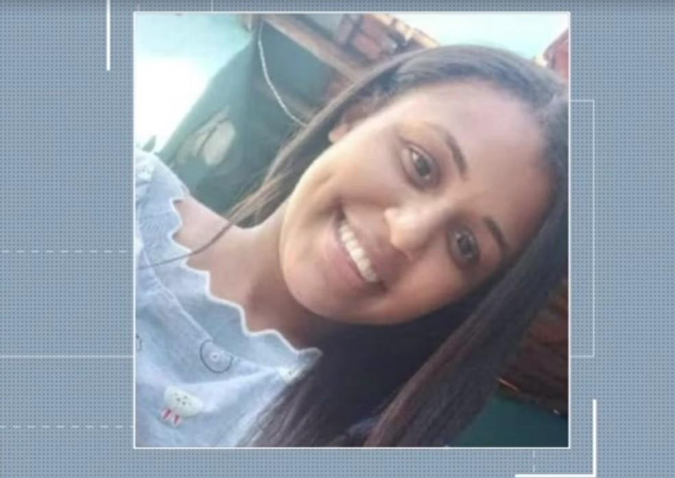 Tauane de Jesus Silva foi encontrada morta nessa quinta-feira (29) — Foto: Reprodução/ Inter TV