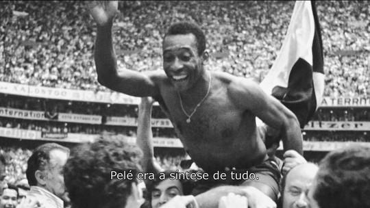 Documentário reúne momentos de Pelé desconhecidos pelos brasileiros