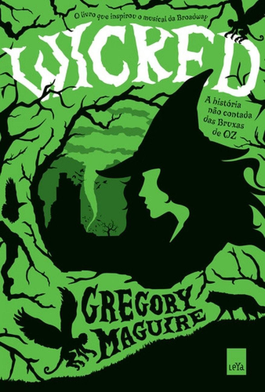 Livro conta a história da Bruxa Má do Oeste antes da chegada de Dorothy em Oz (Foto: Divulgação)