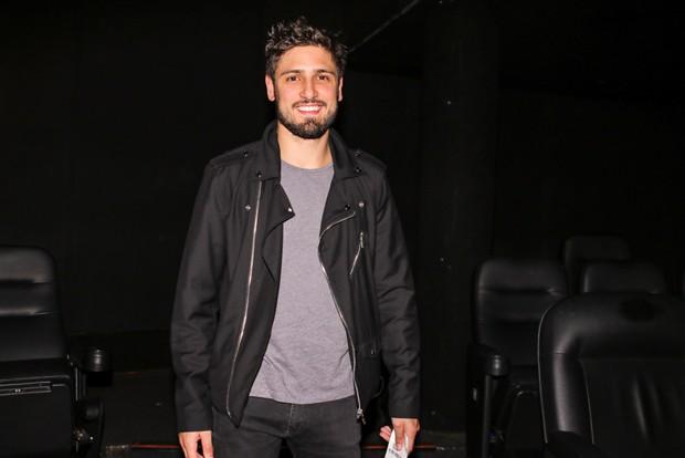 Daniel Rocha (Foto: Thiago Duran/AgNews)