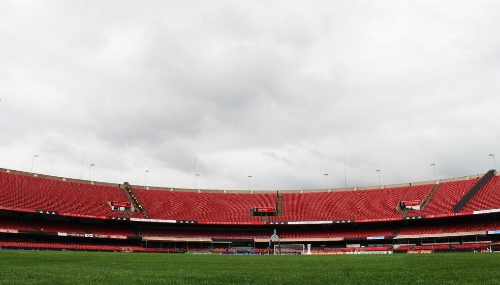 Morumbi receberá São Paulo x Vasco no domingo (Foto: Carlos Gregório Jr. / Vasco)