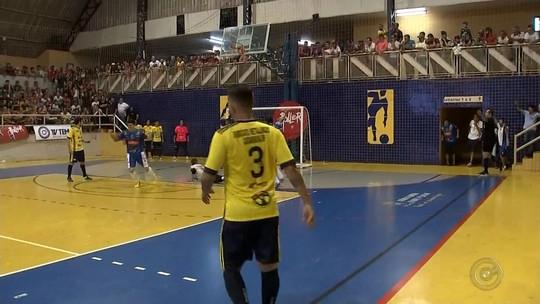 Tanabi goleia novamente Catanduva e fatura a Copa TV TEM de Futsal