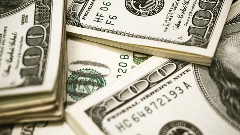 moeda-americana-dolar-dinheiro-cedula-cotações (Foto: Pictures of money/CCommons)