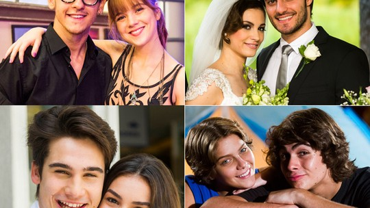 'Malhação': relembre os casais mais marcantes das últimas temporadas