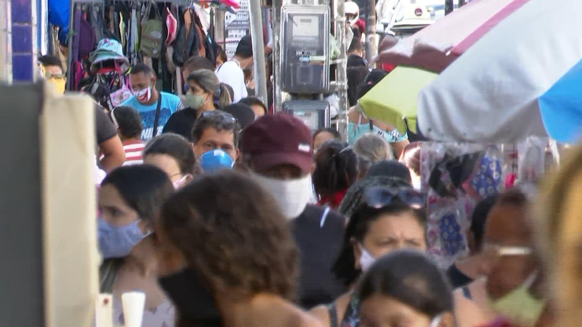 Volume de vendas do comércio varejista na Paraíba tem alta de 4,6% em abril